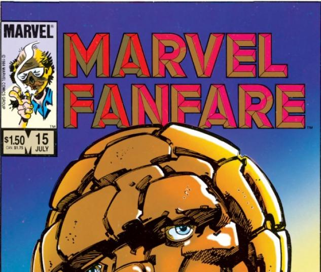Marvel Fanfare #15