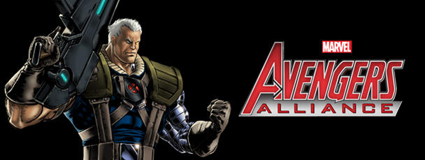 Avengers Alliance: PvP Season 2 - Cable