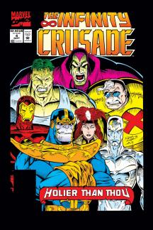 Infinity Crusade (1993) #4