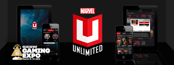 SXSW 2013: Marvel Unlimited