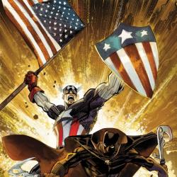 Captain America/Black Panther: Flags of Our Fathers (2010)
