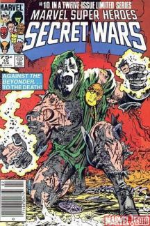 Secret Wars (1984) #10