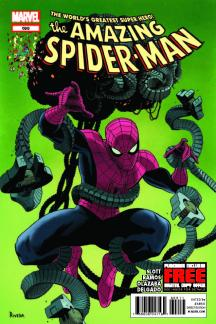Amazing Spider-Man #699