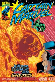 Captain Marvel (2000) #8