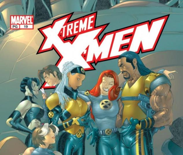 X-Treme X-Men (2001) #19