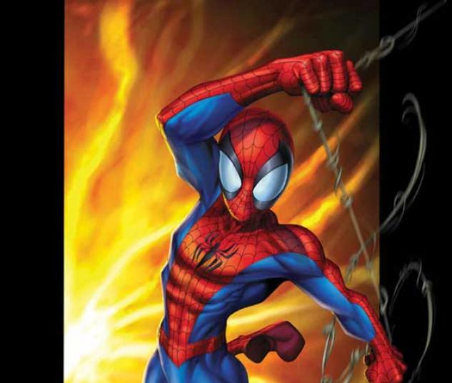 Ultimate Spider-Man #50 cover by Mark Bagley