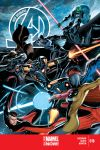 NEW AVENGERS 18 (ANMN, WITH DIGITAL CODE)