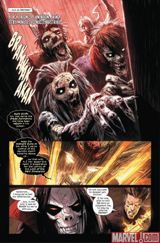 MARVEL ZOMBIES 4 #4, page 3