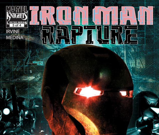 Iron Man Rapture Iron Man The Rapture 2010