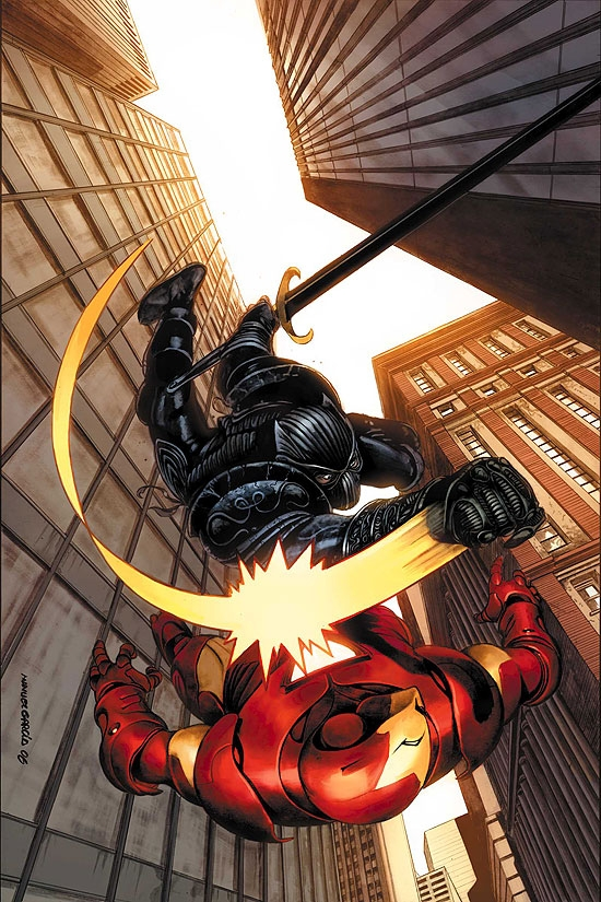 BLACK PANTHER (2008) #22 COVER