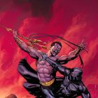 BLACK PANTHER (2008) #21 COVER