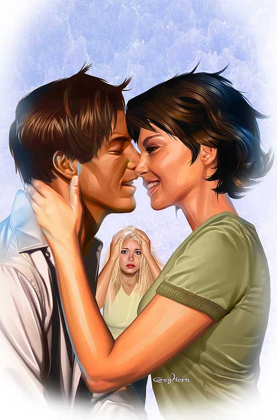 EMMA FROST (2002) #17 COVER