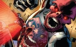 The Red Skull triumphant?