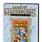 MARVEL MASTERWORKS: GOLDEN AGE CAPTAIN AMERICA VOL. 6 HC VARIANT
