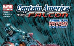 Captain America and the Falcon (2004) #14