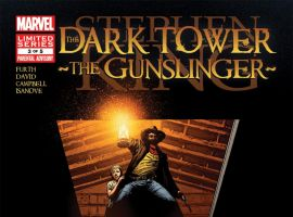 DARK TOWER: THE GUNSLINGER - THE WAY STATION (2013) #3