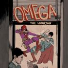 Amazon.Com Names Omega: The Unknown One of 2008's Top Ten Graphic Novels!