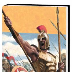 MARVEL ILLUSTRATED: THE ILIAD PREMIERE #0
