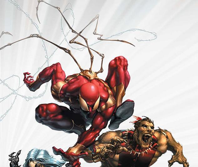 Sensational Spider-Man (2006) #27