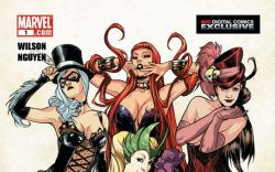 WOMEN OF MARVEL DIGITAL (2010) #6