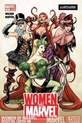 WOMEN OF MARVEL DIGITAL #6