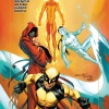 Ultimate Comics X-Men (2011) #1, Bagley Varian