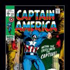 Captain America (1968) #125 Cover