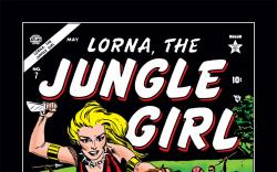 Lorna the Jungle Girl (0000) #7 Cover