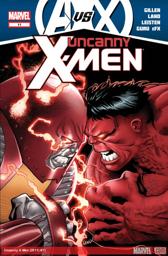 Uncanny X-Men (2011) #11