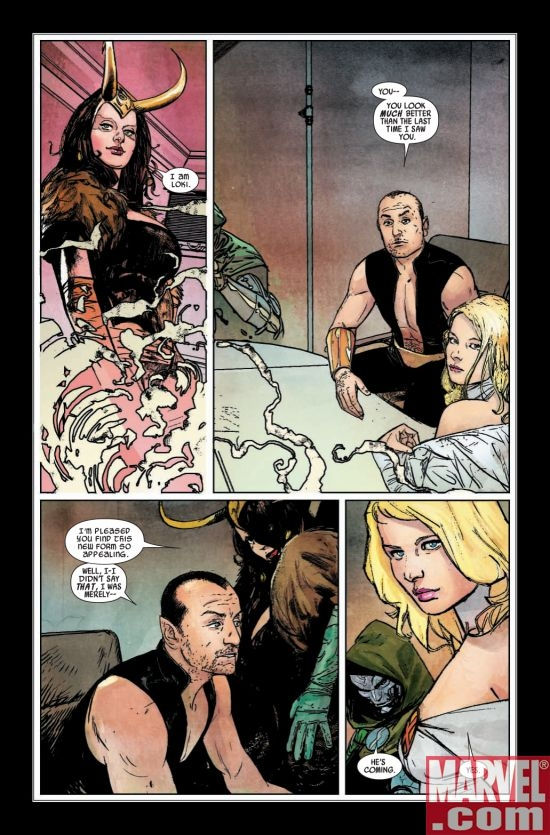 SECRET INVASION: DARK REIGN #1, page 8