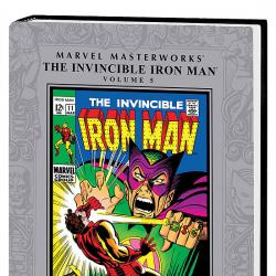 MARVEL MASTERWORKS: THE INVINCIBLE IRON MAN VOL. 5 #1