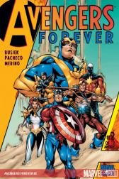 Avengers Forever #2 