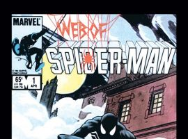 Web of Spider-Man (1985) #1