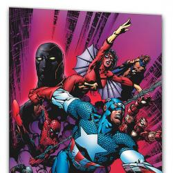 New Avengers Vol. 3: Secrets &amp; Lies (Trade Paperback)