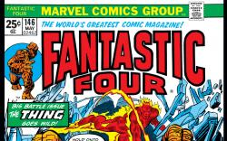 Fantastic Four (1961) #146 Cover
