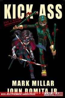 Kick-Ass (Hardcover)