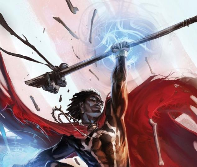 Doctor Voodoo: Avenger of the Supernatural (2009) #1