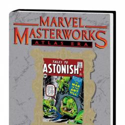 MARVEL MASTERWORKS: ATLAS ERA TALES TO ASTONISH VOL. 3 HC (VARIANT)