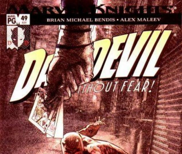 DAREDEVIL (1998) #49