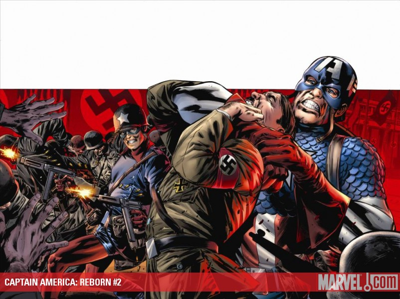 CAPTAIN AMERICA: REBORN #2