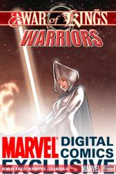 War of Kings: Warriors - Lilandra #1