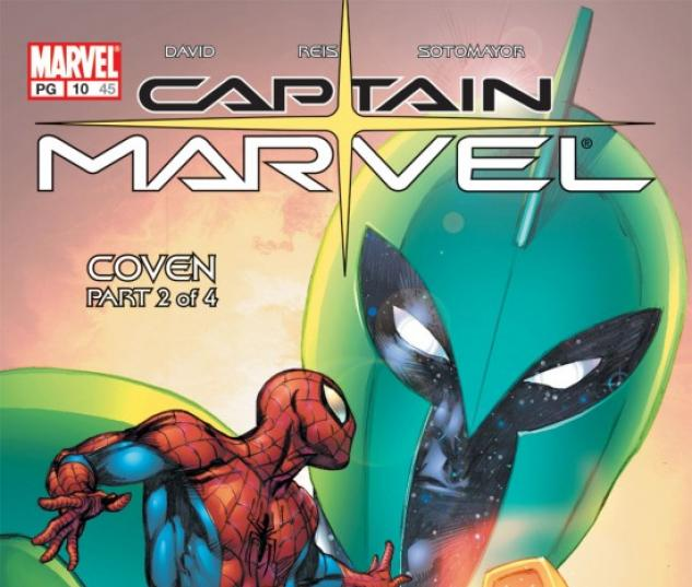 Captain Marvel #10