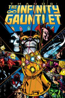 Infinity Gauntlet (Trade Paperback)