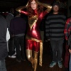 Phoenix cosplayer from the Marvel vs. Capcom 3 Fight Club