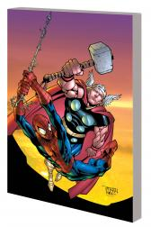 Marvel Adventures Thor/Spider-Man (Digest)