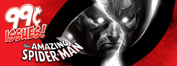 Marvel App: Get Amazing Spider-Man for 99 Cents
