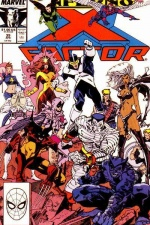 X-Factor (1986) #39