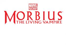 cover from Morbius: The Living Vampire (2013) #1 (BLANK COVER VARIANT)