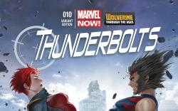 THUNDERBOLTS 10 YOON WOLVERINE COSTUME VARIANT (NOW, 1 FOR 20)