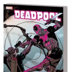 DEADPOOL VOL. 2: DARK REIGN TPB